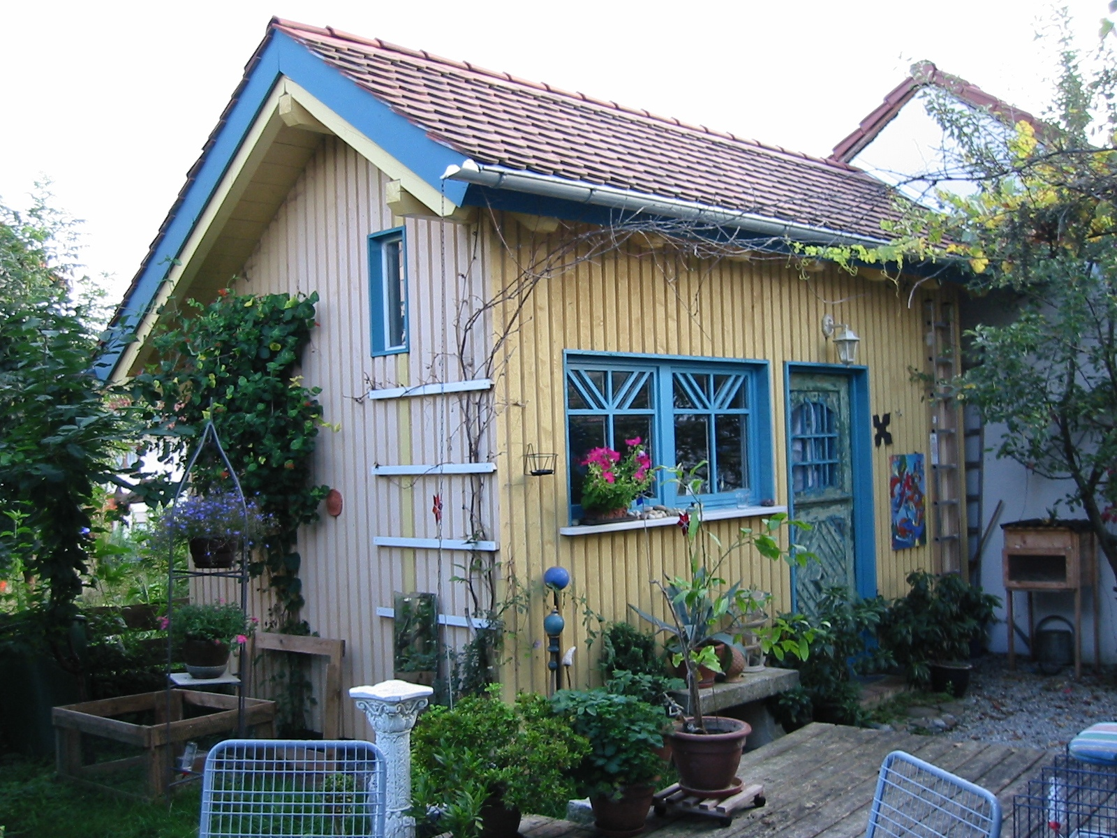 Atelier in Dettenschwang, Werkschau 2005