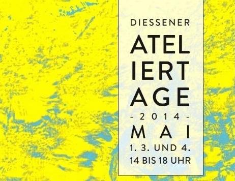 1. Diessener Ateliertage, 2014