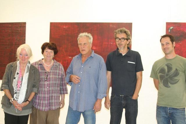 Sieben aus Lech-Ammersee,  Malura Museum 2012