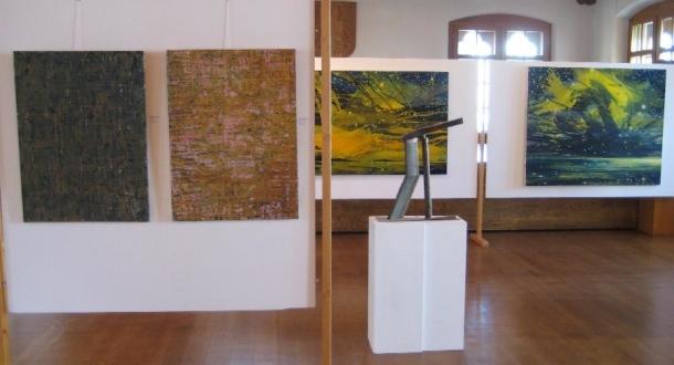 """""""Erlebnisse"""" zeitgenössische Kunst in der Region, Kulturverein Schongau"""