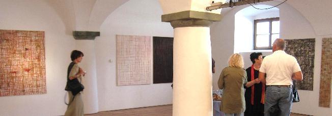 Einzelausstellung im Maierhof Benediktbeuern / Bezirk Oberbayern
