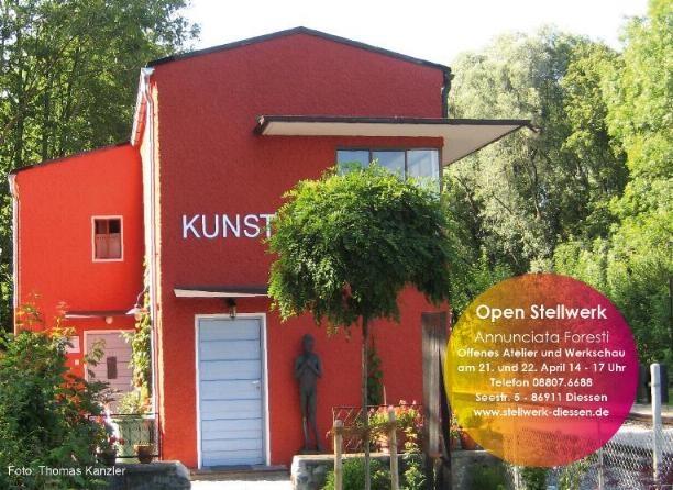 OPEN STELLWERK – Herzlich Willkommen zum offenen Atelier und Werkschau 2012