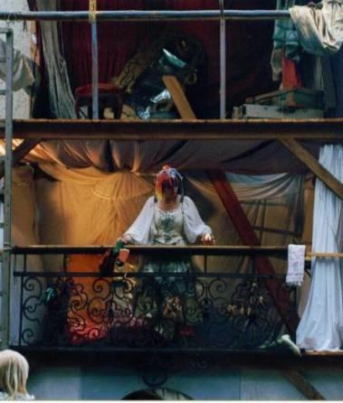 Kleiner Rückblick:  Theater bei den Kaltenberger Ritterspiele