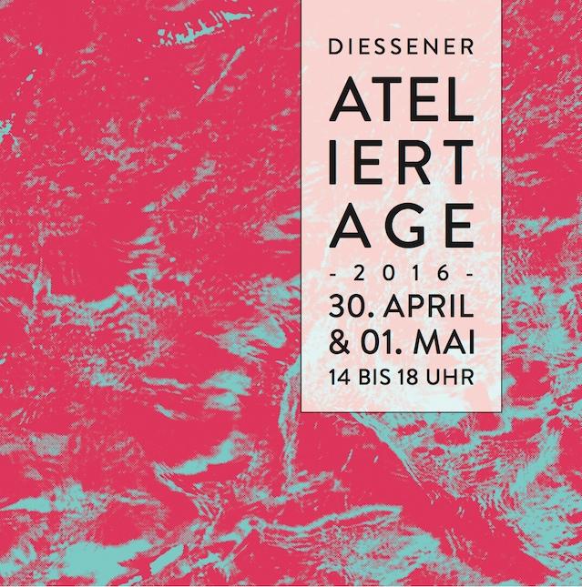 2. Diessener Ateliertage 2016