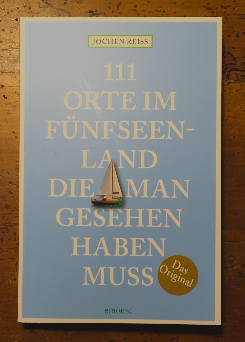 """Das Stellwerk einer der """"111 Orte im Fünfseenland die man gesehen haben muss"""""""