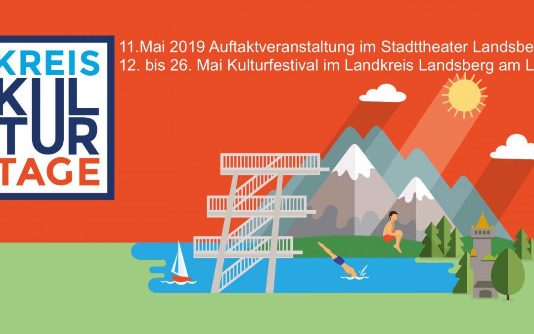 Kreiskulturtage 2019 – das Kulturfestival für den Landkreis