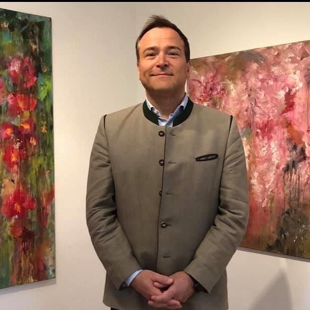Eröffnungsvideo der Ausstellung FLORALES mit Landrat Thomas Eichinger